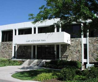 Lab is located at 249 Lake Michigan Hall.