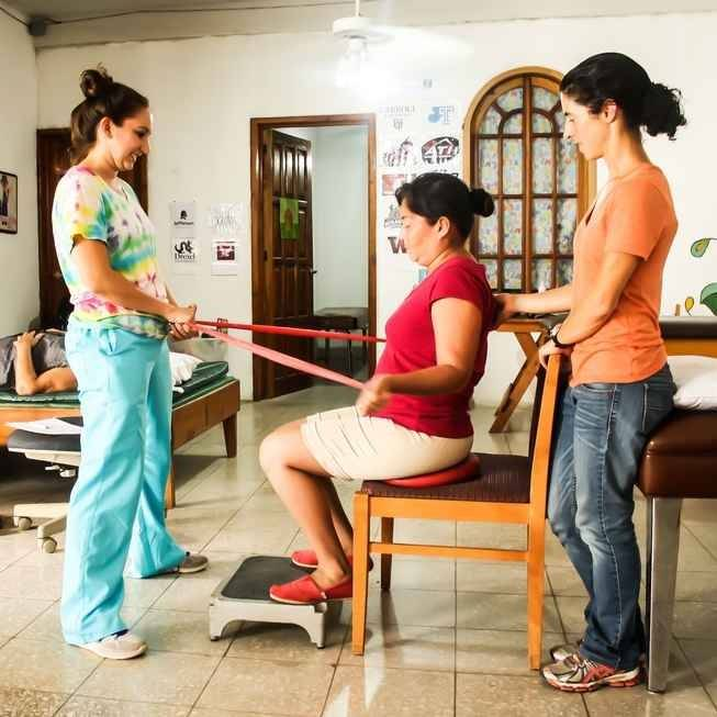 Study Abroad with Occupational Therapy