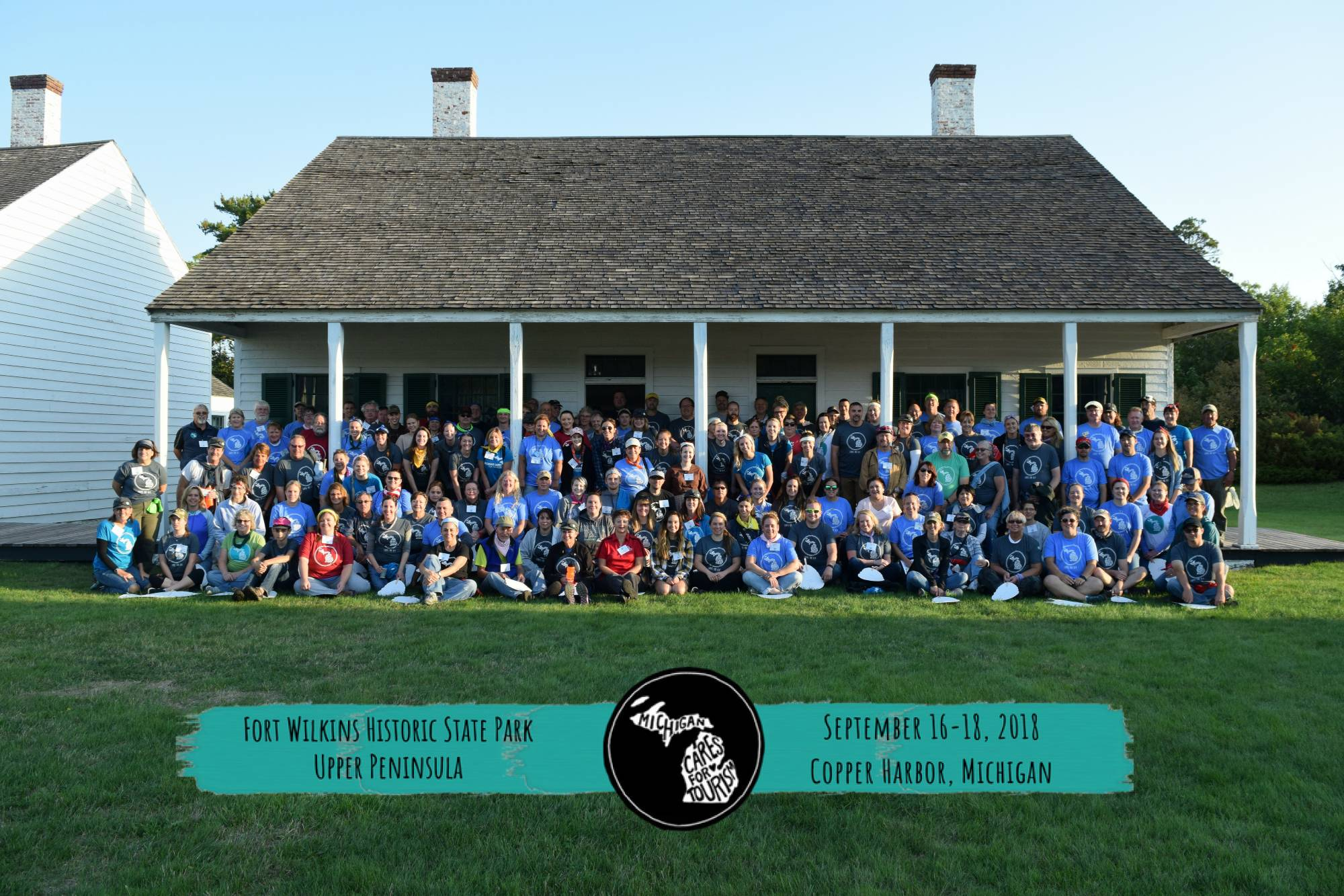 2018 For Wilkins Historic State Park Clean-Up Event