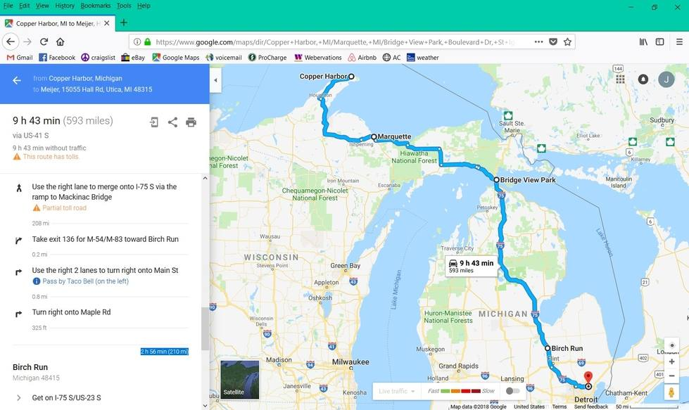 2018 Grand Rapids Route Michigan Cares For Tourism Grand Valley