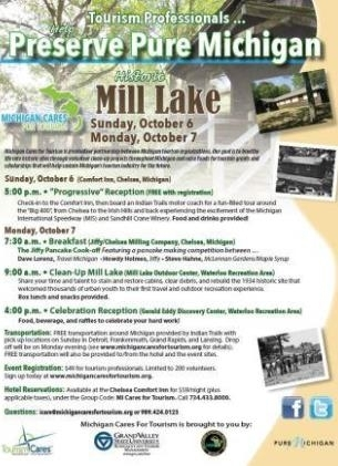 Mill Lake Clean-Up 2013
