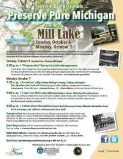 Mill Lake Itinerary