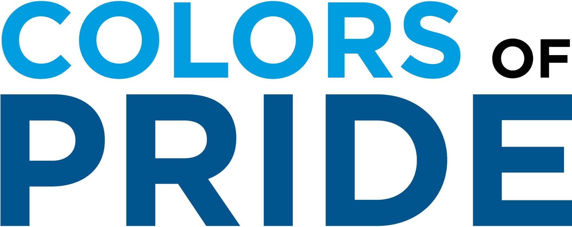 Colors of Pride logo