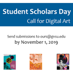 DEADLINE: SSD Call For Art on November 1, 2019