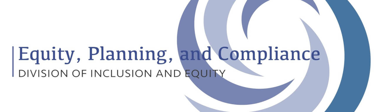 Equity, Planning, and Compliance