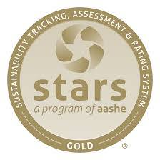 aashe gold star icon