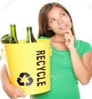 How to recycle on campus?