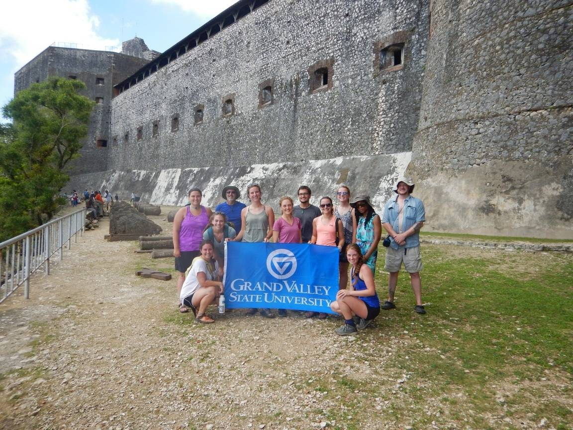 2017 Study Abroad Group