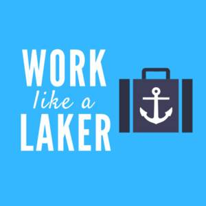 """Work Like a Laker"" - GVSU Career Center Podcast"