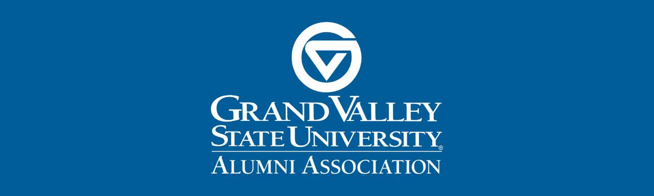 Grand Valley State University Alumni Association logo