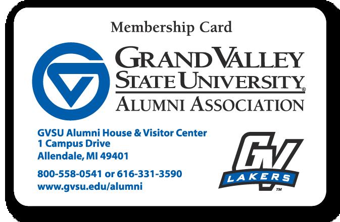 Association Benefits - University Alumni Valley State Grand Membership