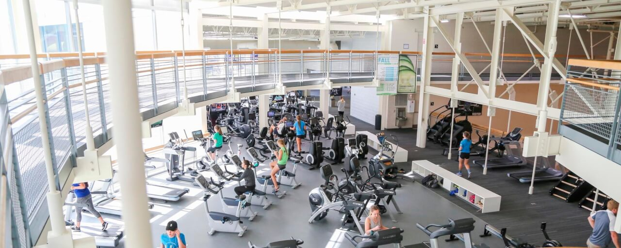 athletic and recreation facilities