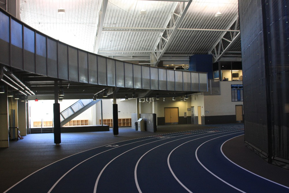 Kelly Family Sports Center Stairway