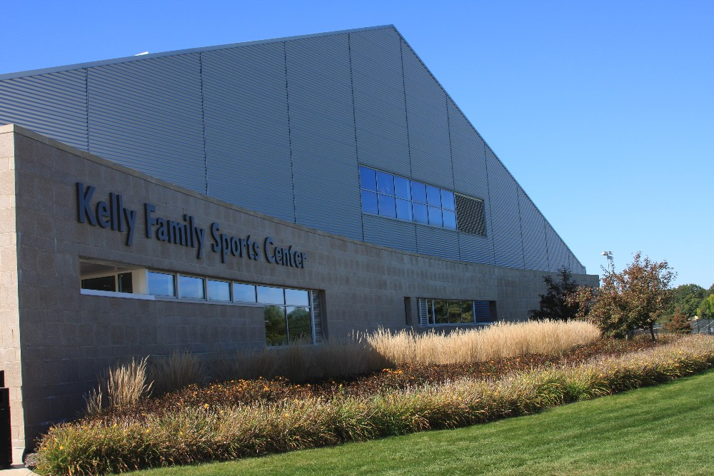 Kelly Family Sports Center Front View