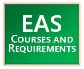 EAS Courses and Requirements