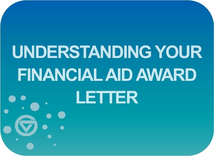 Understanding your Financial Aid Award
