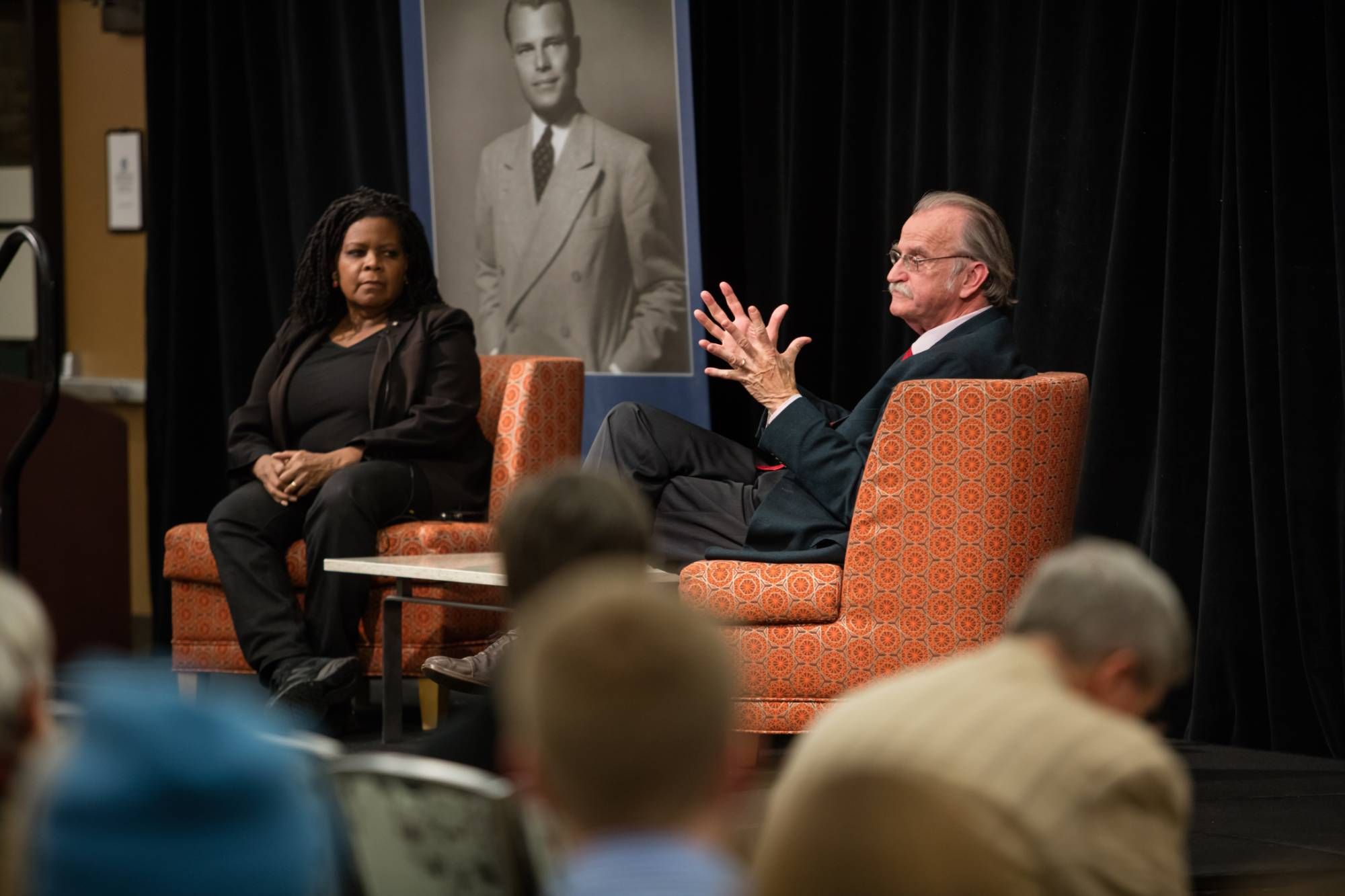 Annette Gordon-Reed and Peter S. Onuf: Jefferson, Slavery, and the Moral Imagination