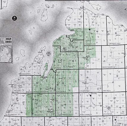 View the Grand Rapids and Indiana Railroad Maps finding aid