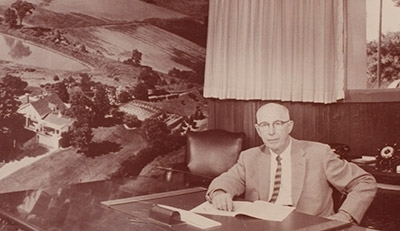 View the Russel Kirkhof Papers finding aid
