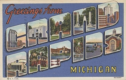 View the Michigan & Regional History collections
