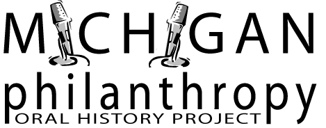View the Michigan Philanthropy Oral History Project finding aid