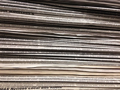 View titles in the Regional Newspapers Collection