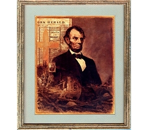 View collections related to Abraham Lincoln, slavery and the Civil War