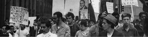 View the Young Lords in Lincoln Park collection