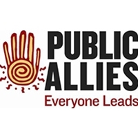 Public Allies: Everyone Leads logo