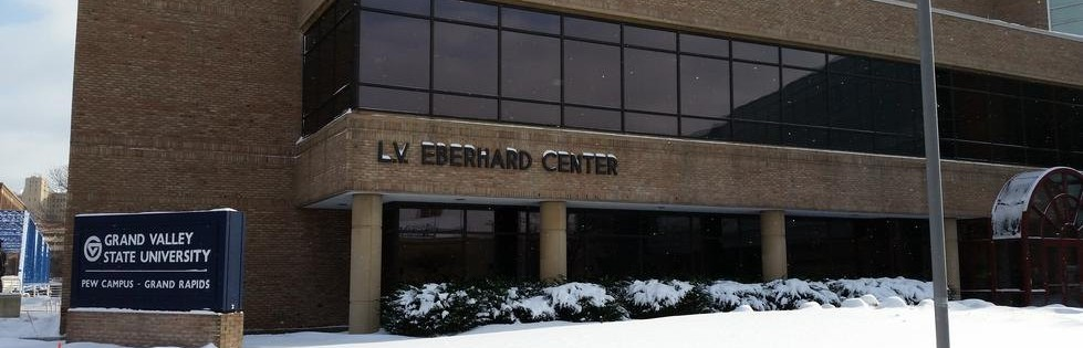Eberhard Center GVSU Campus