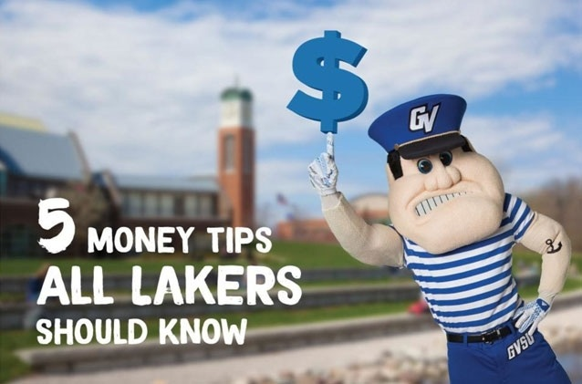 5 ways to make money as a broke college student with Louie the Laker