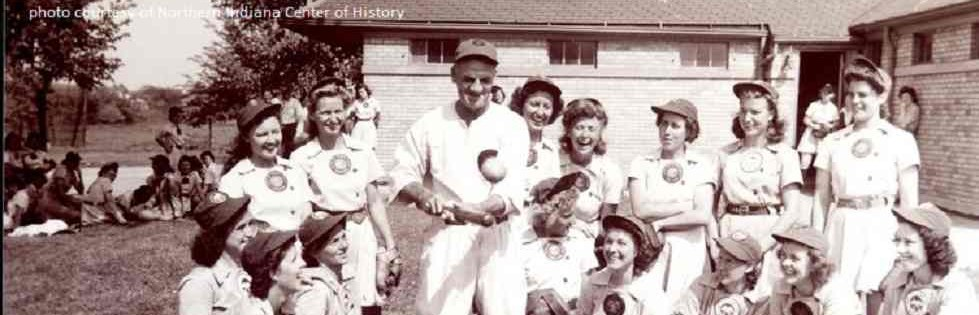 a history of the all american girls professional baseball league in america A league of their own: the impossibility of the female  of the all-american girls professional baseball  made america: a cultural history of american.