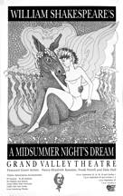 A Midsummer Night's Dream Poster from 1994