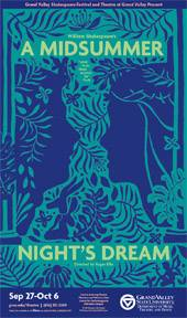 A Midsummer Night's Dream Promotional Poster