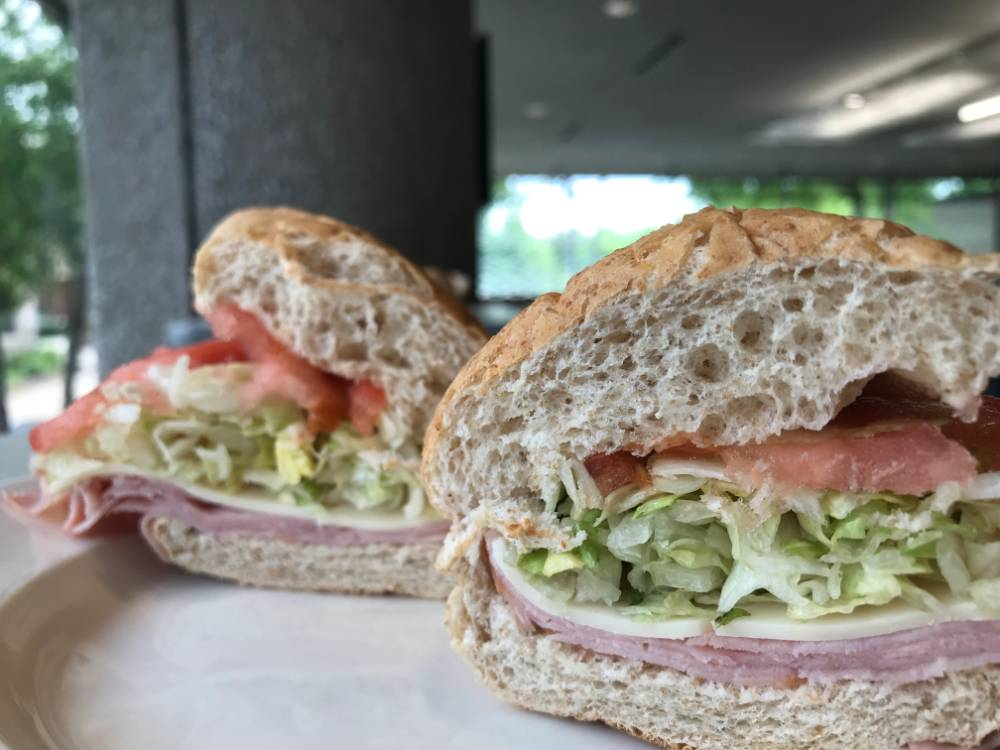 42nd Street Deli Sandwich