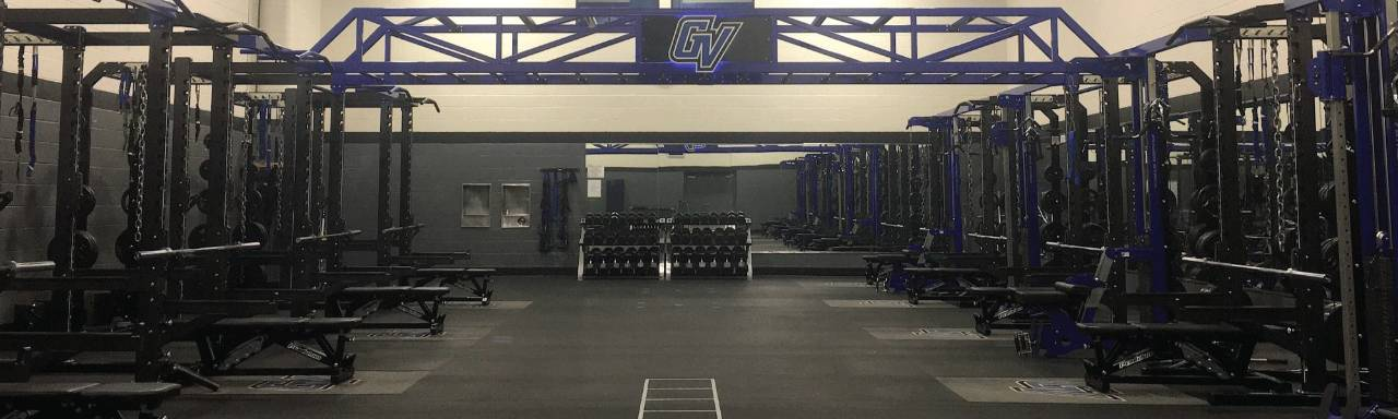 ICA Weight Room