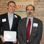 Bratt Recognized as 2014 IR Outstanding Student