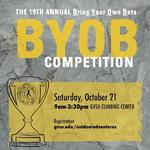 Bring Your Own Beta (BYOB) Bouldering Competition