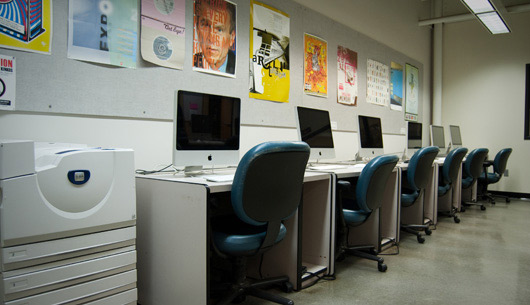 Classroom Design Requirements ~ Facilities department of visual media arts grand