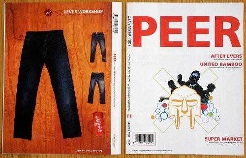 Peer Magazine, David Schofield
