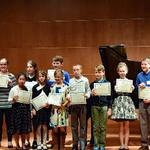 20th/21st Century Piano Festival on October 26, 2019