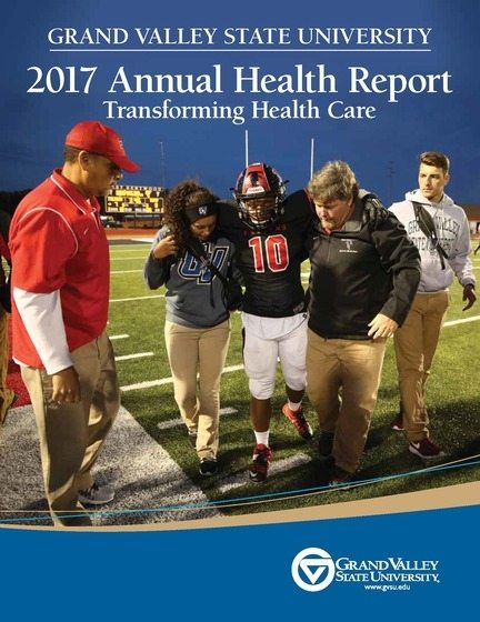 2017 Annual Health Report