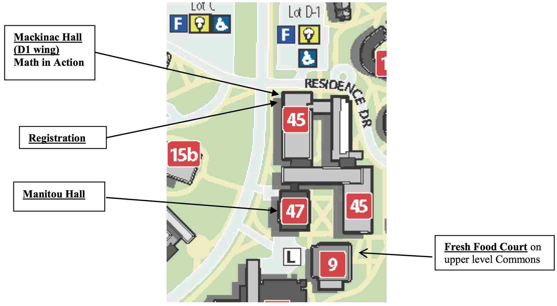 Gvsu Campus Map 2016.Gvsu Campus Map Cyrodiil Map