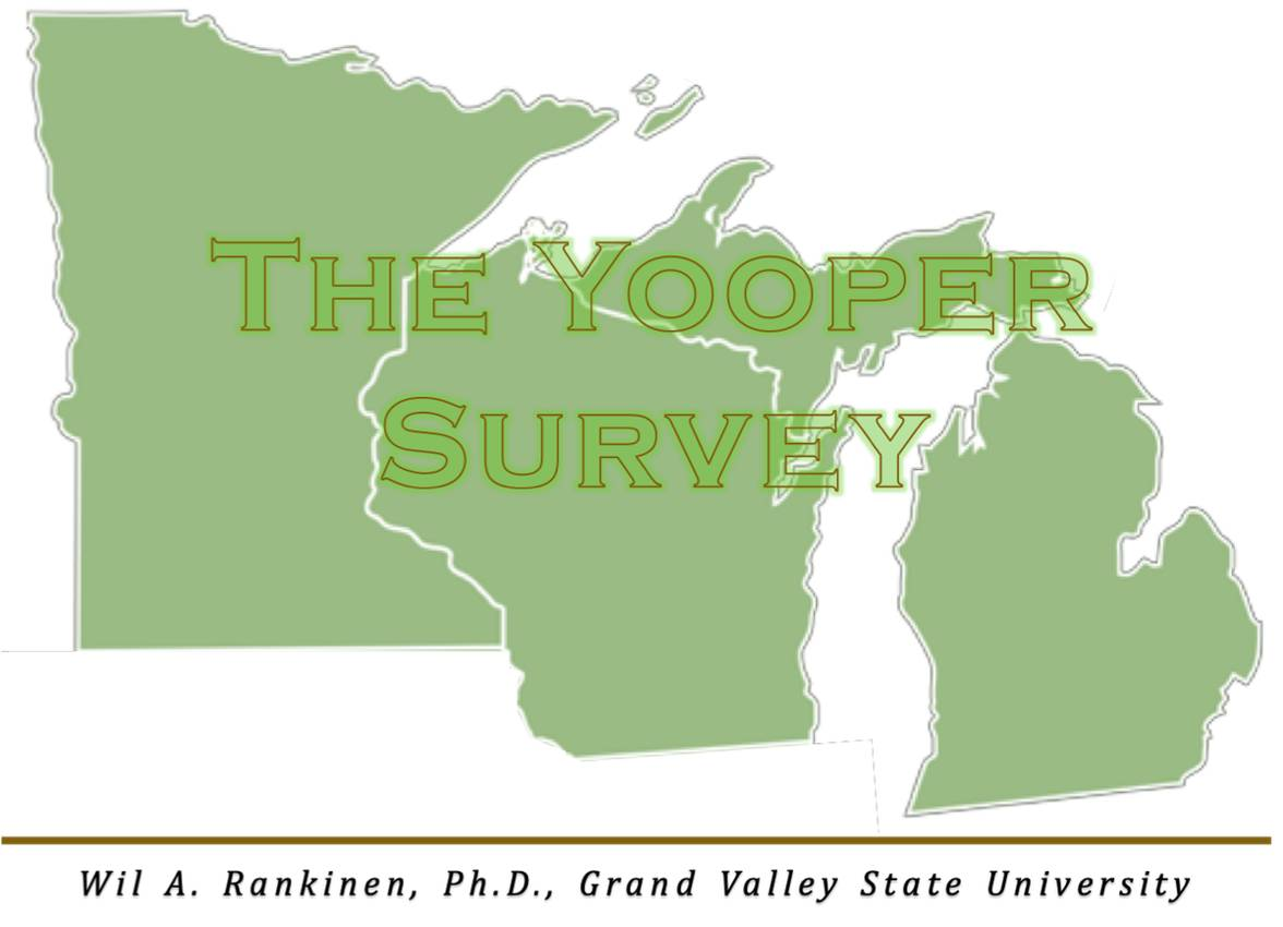 The Yooper Survey