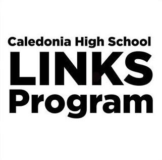 Caledonia HS LINKS Program wins Mercantile Bank's Giving Together Facebook Contest