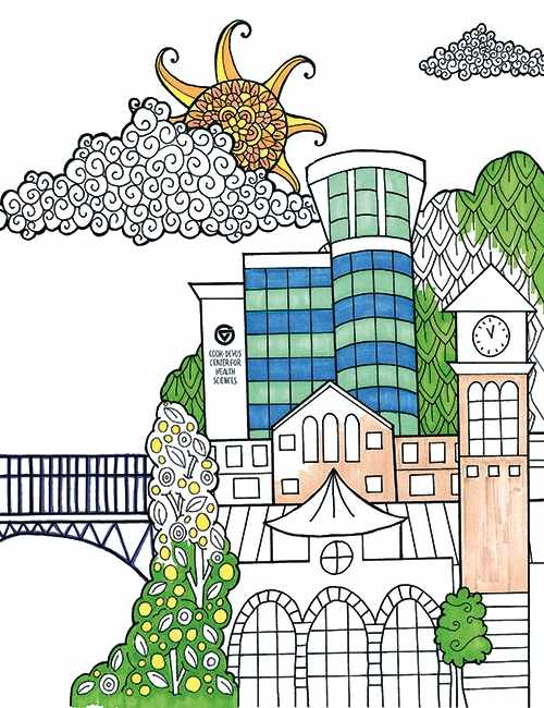 Coloring: not just for kids anymore - GV Magazine Archive - Grand ...