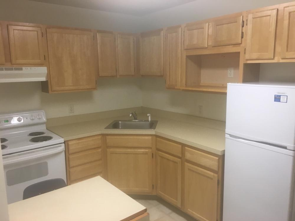 Winter Hall 2 Bedroom Unit Kitchen Photo Gallery