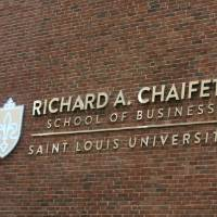 As well, students toured the Richard A. Chaifetz School of Business at Saint Louis University
