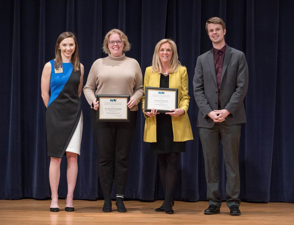 Students: Nominate Exceptional Graduate Educators for GSA Faculty Awards