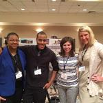 Students from Higher Education program Present at Joint Conference in Las Vegas